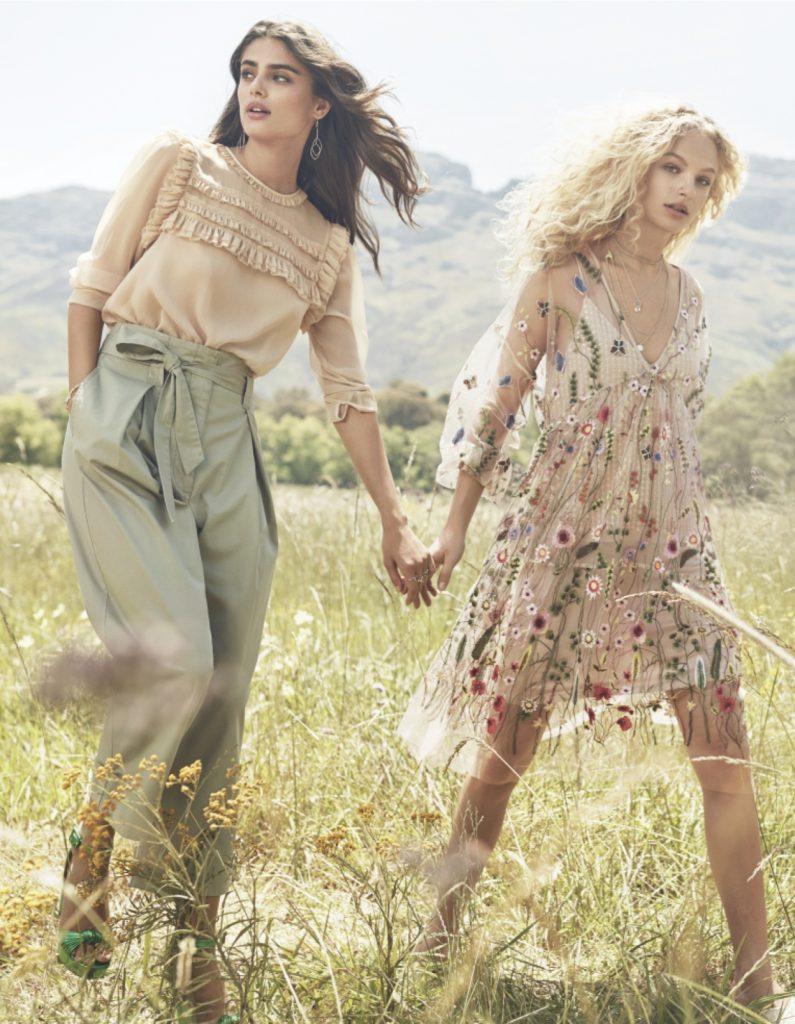 H&M Spring Fashion_